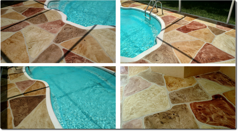 Pool Deck Cape Coral