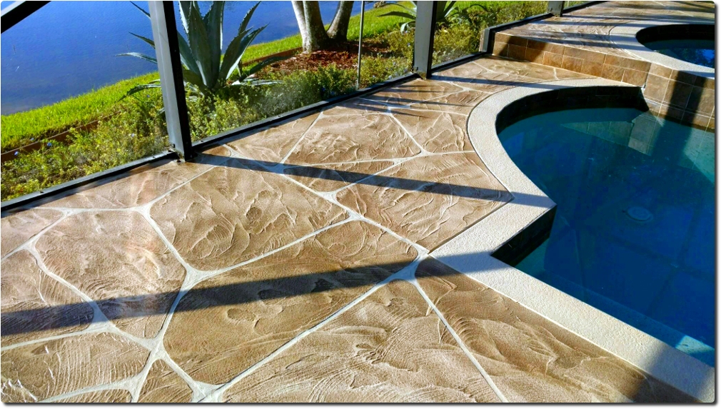 Pool resurfacing in Cape Coral FL