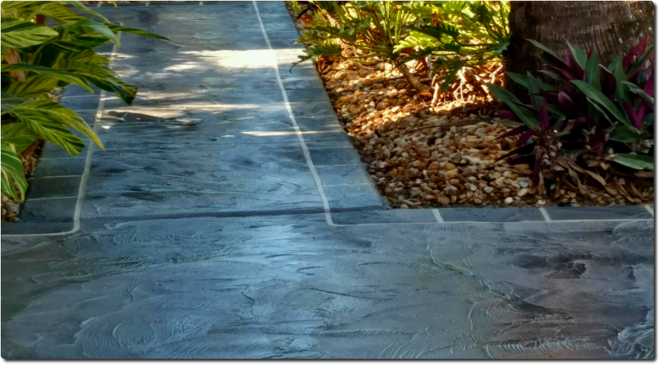 Driveway Stain in Cape Coral Florida