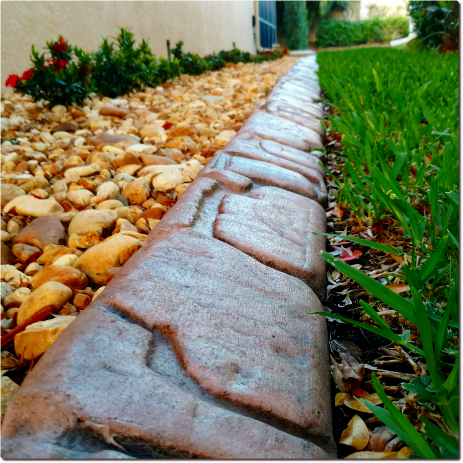 Curbing in Cape Coral