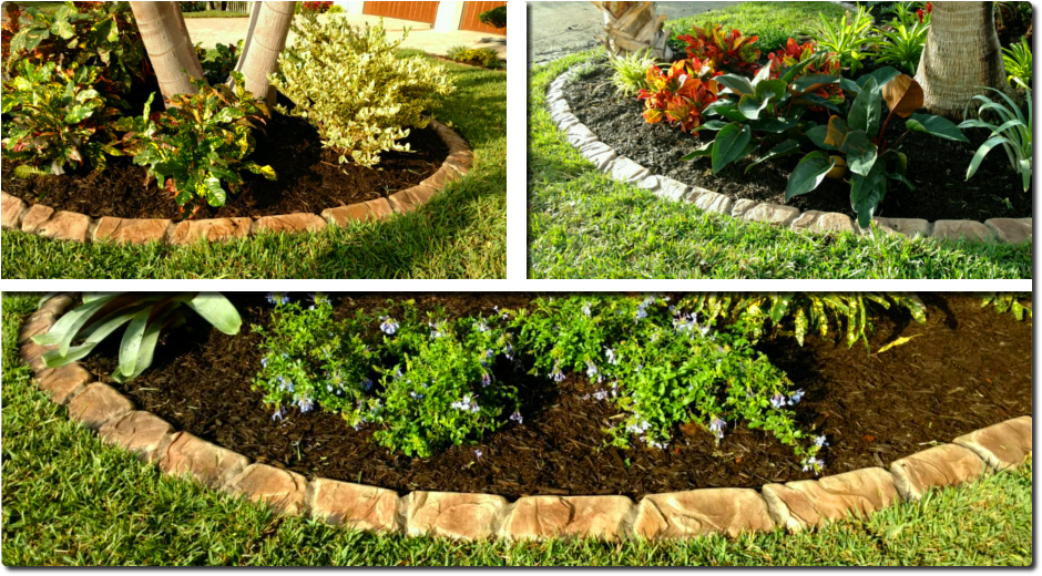Curbing Styles in Cape Coral FL